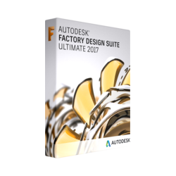 AUTODESK FACTORY DESIGN SUITE ULTIMATE 2017 - Download