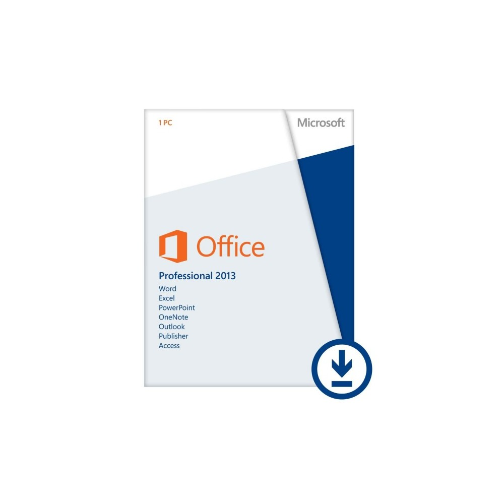 Office Professional Plus 2013 Install