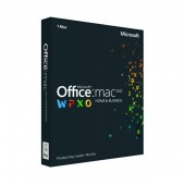 Microsoft Office 2011 Home & Business MAC