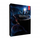 Adobe Creative Suite 6 Production Premium - Deutsche